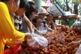 Xuất khẩu rau quả 5 tháng tăng hơn 16%
