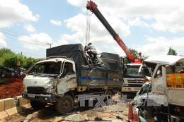 210 người thiệt mạng vì tai nạn giao thông sau 8 ngày nghỉ Tết