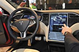 Công ty Trung Quốc chi hơn 1 tỷ USD mua công nghệ xe tự lái