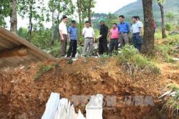 Gió lốc kèm mưa lớn gây nhiều thiệt hại tại Lai Châu