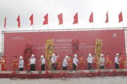 Xây dựng trung tâm thương mại Vincom và khu hành chính thành phố Thanh Hóa