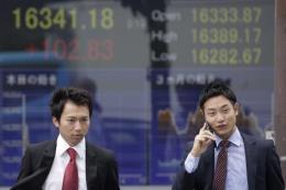 Thị trường chứng khoán châu Á nhiều biến động