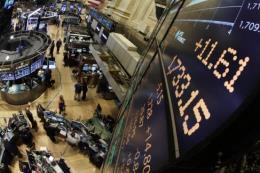 Chỉ số Dow Jones lập kỷ lục cao mới