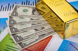 Giá vàng thế giới tiếp tục đà giảm trước một đồng USD mạnh