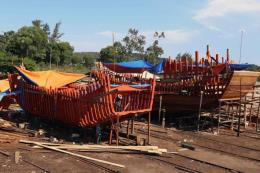 Ngư dân khó tiếp cận nguồn vốn để đóng mới tàu cá