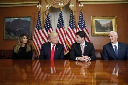 Tổng thống đắc cử Mỹ Donald Trump nêu các ưu tiên trong chính sách đối nội