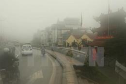 Dự báo thời tiết 7 ngày tới: Bắc Bộ có sương mù, trời rét về đêm và sáng sớm