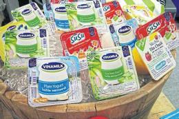 Sữa chua Vinamilk được đánh giá cao tại Thái Lan