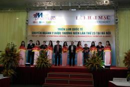 Khai mạc Triển lãm Vietnam Medi - Pharm Expo 2016