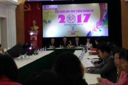 Nhiều đặc sản vùng miền được giới thiệu tại Hội chợ Xuân 2017
