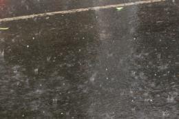 Xảy ra mưa đá cường độ lớn ở Điện Biên