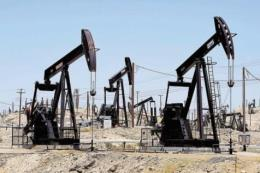Giá dầu thế giới sụt giảm