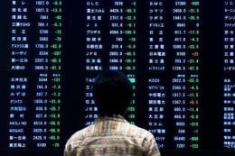 Chứng khoán châu Á tăng điểm nhẹ phiên đầu tuần