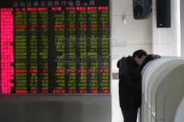 Thị trường chứng khoán châu Á giảm điểm trong phiên đầu tuần