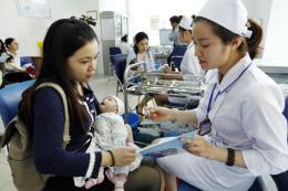 TP Hồ Chí Minh: Nhiều nơi hết vắc-xin Quinvaxem 5 trong 1