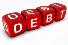 IIF: Tổng nợ toàn cầu tăng mạnh lên 215.000 tỷ USD