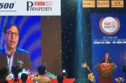 Top 500 doanh nghiệp tăng trưởng và thịnh vượng Việt Nam 2017