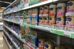 Bộ Công Thương bàn về cách kiểm soát giá sữa cho trẻ em dưới 6 tuổi