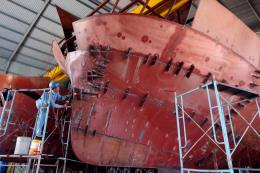 Quảng Nam gặp khó trong thu hồi nợ của dự án đóng tàu theo Nghị định 67