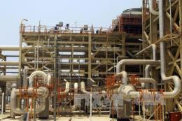 Giá dầu thế giới tăng do dự trữ dầu thô của Mỹ giảm