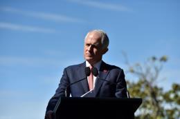 Australia công bố siêu dự án đóng tàu hải quân