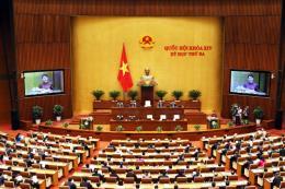 Kỳ họp thứ ba, Quốc hội khóa XIV: Nỗ lực hoàn thành các chỉ tiêu kinh tế- xã hội