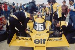 Renault kỷ niệm 40 năm ngày ra mắt giải đua công thức 1