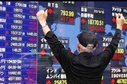 Thị trường chứng khoán Hong Kong, Nhật Bản cùng lập kỷ lục