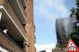 Cư dân chung cư Chalcots Estate (Anh) phải sơ tán do lo ngại hỏa hoạn