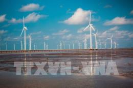 Tổng Công ty điện gió UPC Ranewables khảo sát thực địa đầu tư dự án tại Bạc Liêu