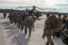 NATO lần đầu tập trận phòng thủ quy mô lớn ở Baltic