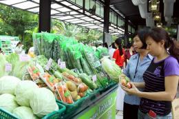 Lần đầu tiên tổ chức Phiên chợ hàng nông sản An Giang