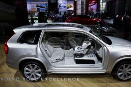 Volvo thu hồi xe XC90 tại thị trường Trung Quốc