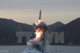 Triều Tiên khẳng định không đàm phán về chương trình hạt nhân