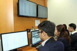 9 tháng, giao dịch trên thị trường trái phiếu Chính phủ tăng mạnh