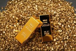 Giá vàng châu Á đi ngang trong phiên đầu tuần