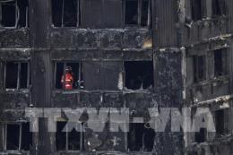 Anh: Hàng trăm tòa nhà cao tầng không đảm bảo an toàn cháy nổ