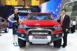 Bảng giá xe ô tô Chevrolet của GM Việt Nam tháng 10/2017