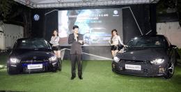 Volkswagen ra mắt thị trường Việt hai phiên bản của mẫu xe thể thao Scirocco