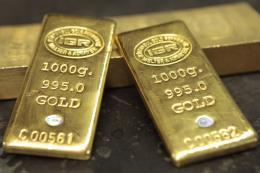 Giá vàng giao ngay lập