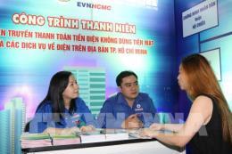 Điện lực Tp.Hồ Chí Minh nâng cao chất lượng kinh doanh và dịch vụ khách hàng