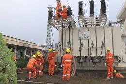 Tổn thất điện tại miền Bắc tiếp tục giảm