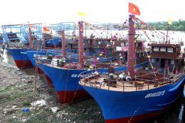 Ninh Thuận: Nhiều dự án vay vốn đóng tàu chưa được phê duyệt