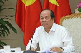 Bộ trưởng Mai Tiến Dũng: Xây dựng Chính phủ số là xu hướng tất yếu