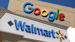 Google và Walmart