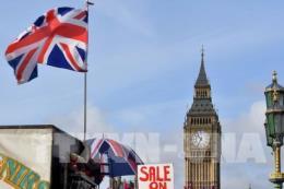 Đức phản đối đàm phán lại thỏa thuận giữa Anh và EU