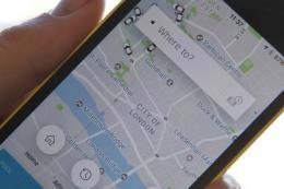 Uber đã trao đổi trước với SoftBank về vụ thông tin khách hàng bị đánh cắp