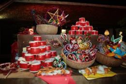Lưu giữ ký ức ngọt ngào qua đồ chơi Trung thu truyền thống 