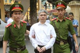 Vụ án Hà Văn Thắm: Nguyên Tổng Giám đốc OceanBank Nguyễn Xuân Sơn kháng cáo