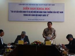 Kinh tế Việt Nam ngày càng gắn kết với nền kinh tế thế giới